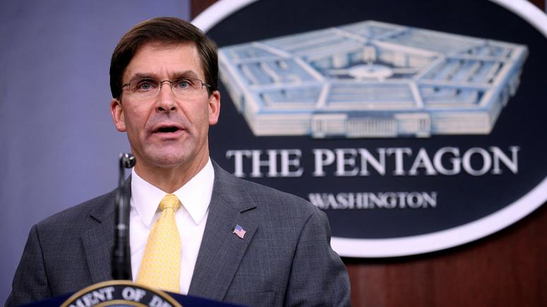 Reuters: глава Пентагона призвал Европу сплотиться против России и Китая