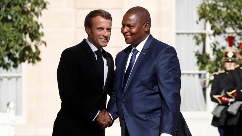 Президент ЦАР: Центральная Африка — не поле для конфликта России и Франции