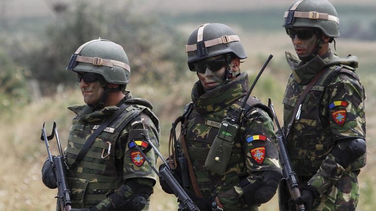 Defense News: Румыния и Болгария укрепляют армию и флот в пику «российской угрозе»