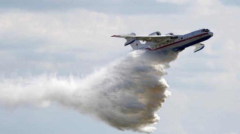 Hürriyet Daily News: Турция заинтересовалась приобретением российских самолётов-амфибий