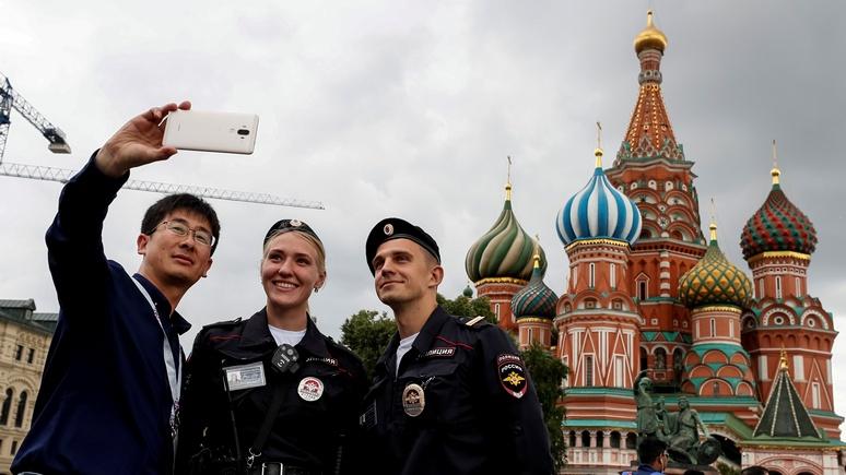 Skift: Россия открывает двери — Сочи и ЧМ показали Кремлю «мягкую силу» туризма