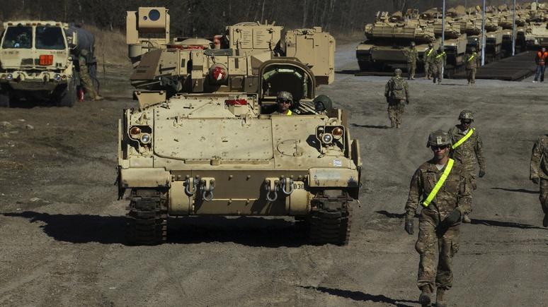 Обозреватель WT: чтобы противостоять России и Китаю, США надо перестроить армию