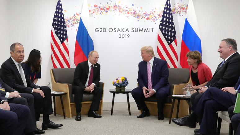 Dagens Nyheter: Запад на пороге оттепели с Россией из-за усиливающегося Китая