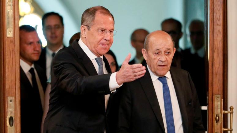 Contra Magazin: Европе стоит поучиться у Франции налаживанию отношений с Россией