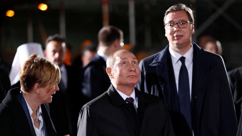 Bloomberg: не испугались даже Брюсселя — Сербия хочет присоединиться к ЕАЭС