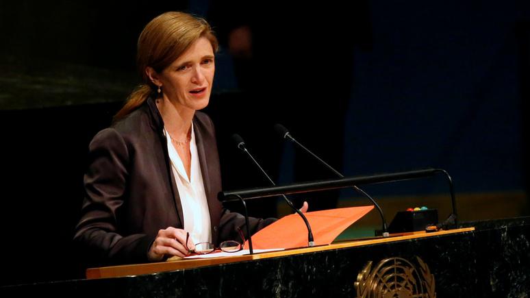 Washington Examiner: экс-постпред США в ООН рассказала, как не стала голосовать за Россию вопреки приказу