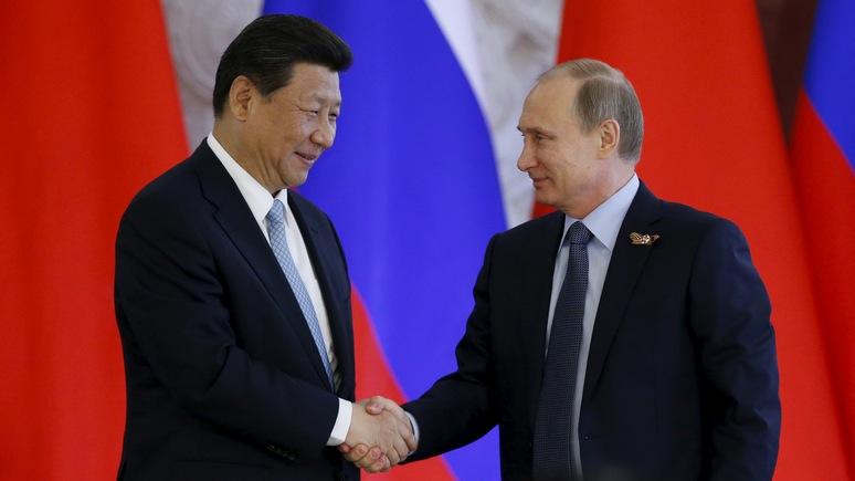 Обозреватель Washington Times: у США нет возможности вбить клин между Россией и Китаем