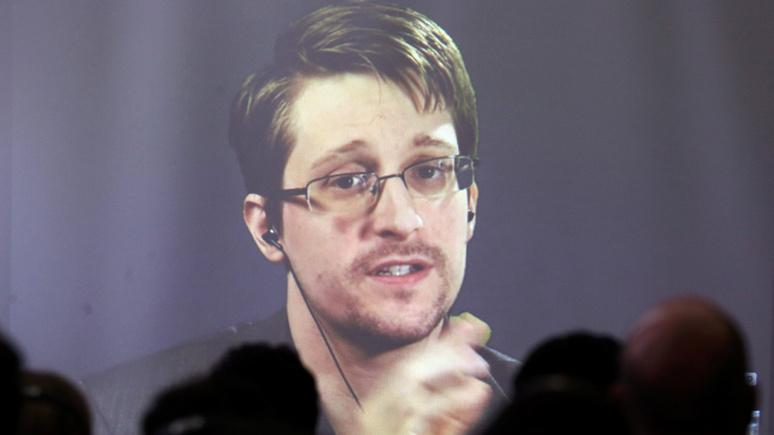 Die Welt: Сноуден заявил, что был бы не против перебраться в Германию