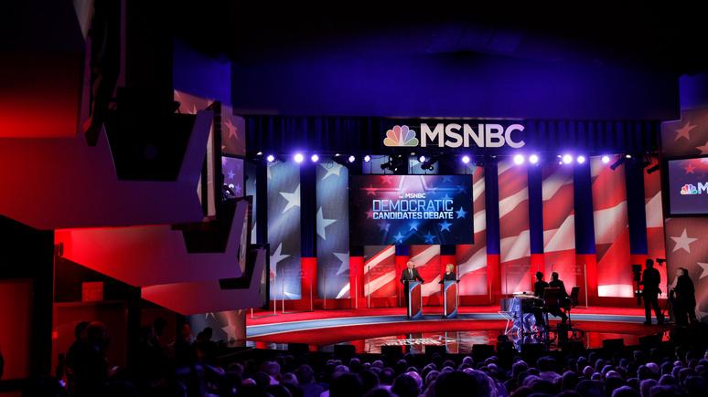 Washington Examiner: бывшая ведущая MSNBC обвинила канал в преувеличении значимости «российского дела»