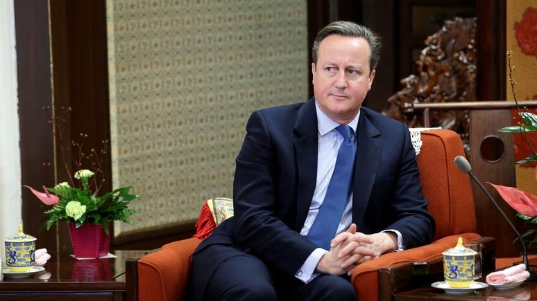 Welt: Кэмерон в мемуарах исказил историю, чтобы снять с себя вину за хаос брексита