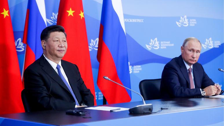 WSJ: на альянс Москвы и Пекина рассчитывать не стоит — его предотвратит «мягкая сила» США