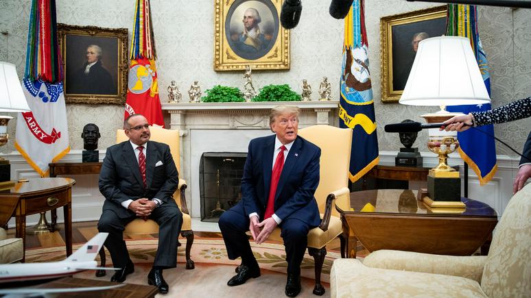 Independent: Трамп предупредил Иран, что США готовы к войне