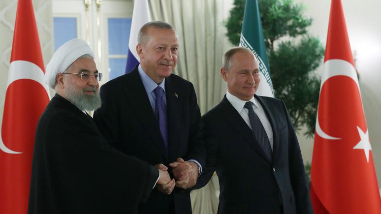 Politico: мастерский троллинг — Путин посоветовал Саудовской Аравии купить российские ПВО — ИноТВ