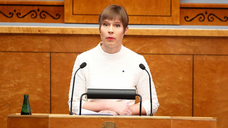 Президент Эстонии: мы должны оставаться самостоятельными в диалоге с Россией — ИноТВ