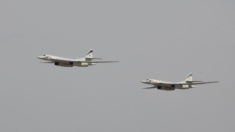 Daily Express: бельгийские истребители перехватили четыре российских самолёта над Балтикой