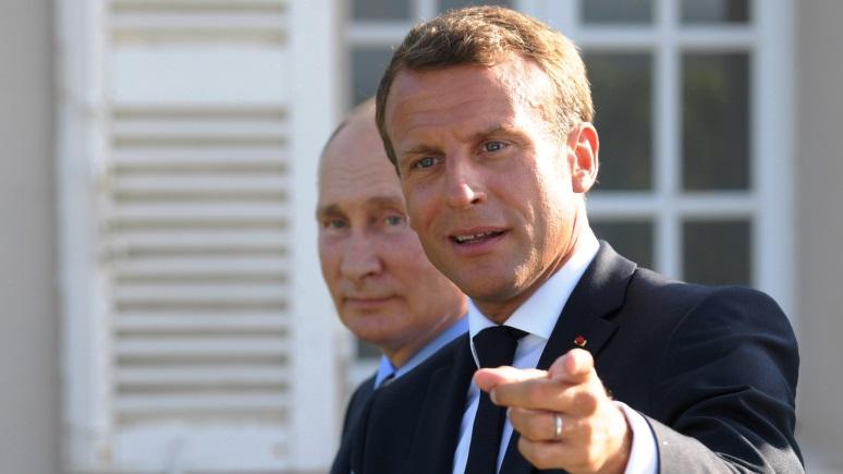 Ouest-France: благие намерения Макрона натолкнутся на жестокие реалии Кремля
