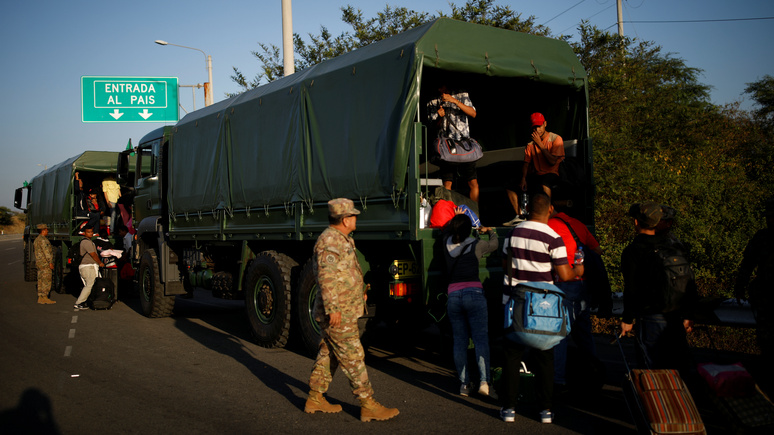 El Periódico: венесуэльских иммигрантов в Колумбии всё больше, но власти призывают не беспокоиться