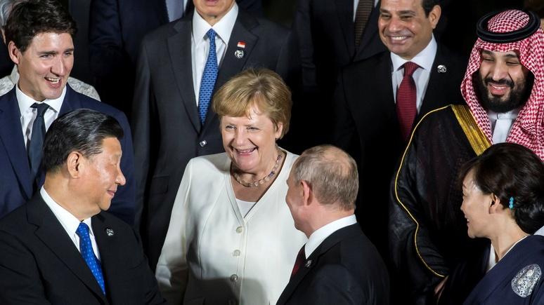 Nation: противники возвращения России в G7 не понимают, что творят