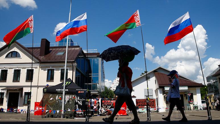 Onet: экономическую интеграцию России и Белоруссии назвали шагом к «поглощению»