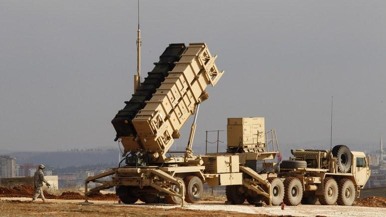 WSJ Пентагон задумался о переброске на Ближний Востокльной военной техники