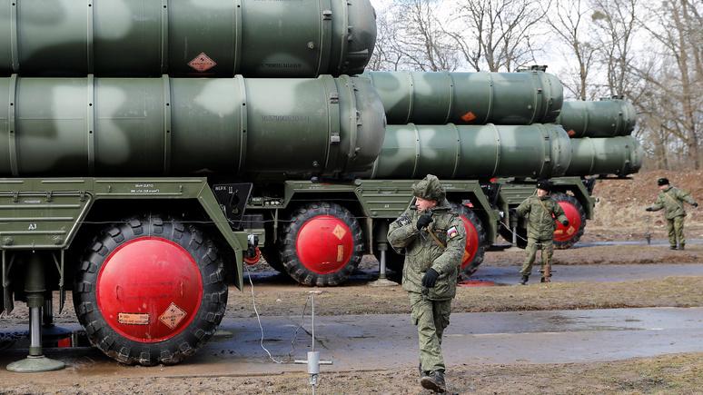 Newsweek: в России заявили о готовности отразить любую воздушную атаку на Калининград