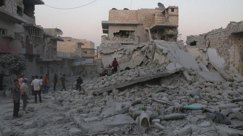«Ни средств, ни желания» — эксперт объяснил, почему не стоит ждать восстановления Сирии в ближайшее время