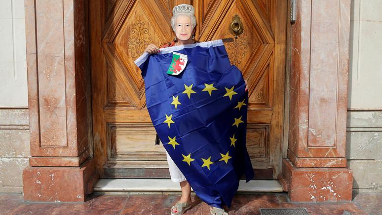 Немецкий экономист: осуществить брексит невозможно — Великобритании остаётся только отказаться от него