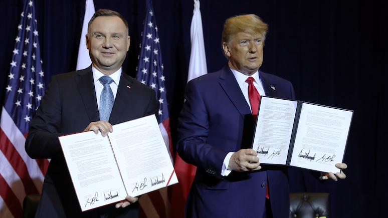 Экс-глава МИД Польши раскритиковал европейские СМИ: встали на сторону России
