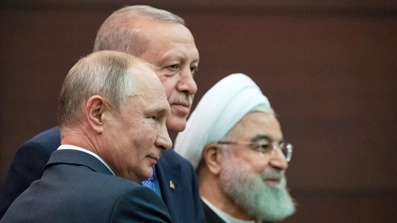 Contra Magazin: Иран, Россия и Турция говорят доллару «Прощай!»