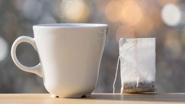 Daily Mail: чай в пакетиках — не только удовольствие, но и миллионы частиц пластика в организм