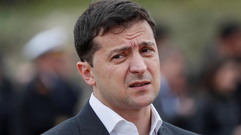 Le JDM: Украине снова не повезло — она оказалась ключом к отставке Трампа