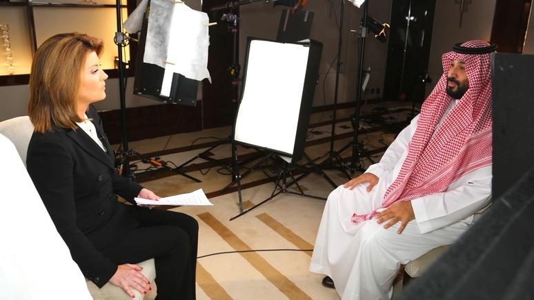 HuffPost: наследный принц Саудовской Аравии заявил, что не причастен к убийству Хашукджи