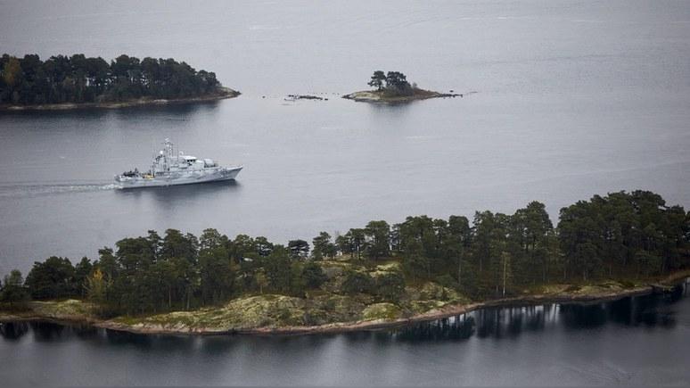 Guardian: штаб шведских ВМС вновь уходит под землю из-за «российской угрозы»