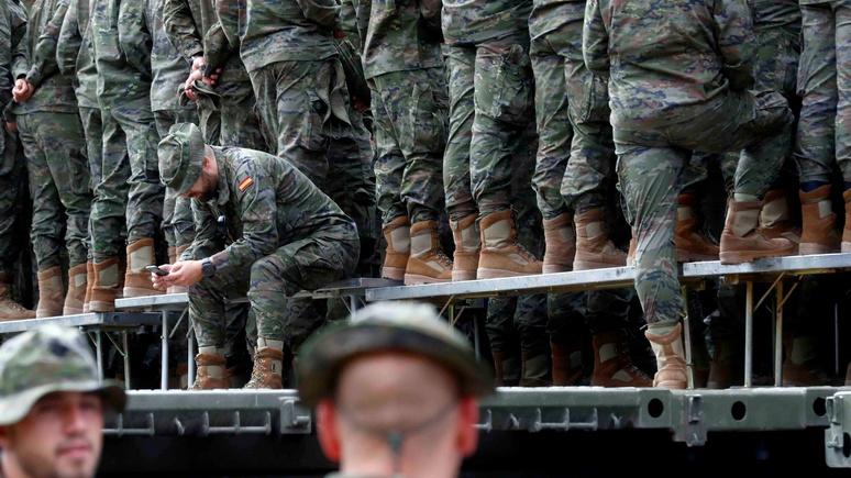 Проверка показала: военные НАТО легко выбалтывают секреты в интернете