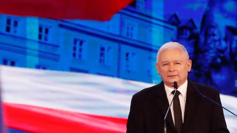 Качиньский: россияне бьют там, где «мягко», а не «твёрдо» — поэтому мы и укрепляем Польшу