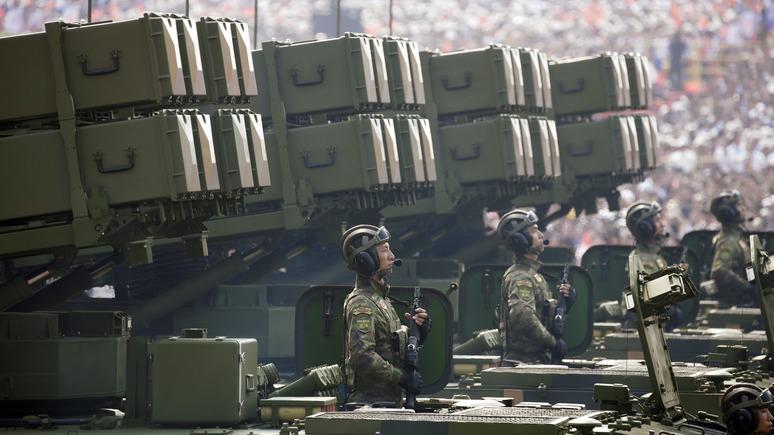 Guardian: Россия улучшит эффективность китайской системы ПРО