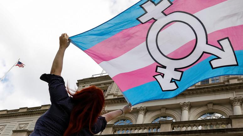 Sky News: сотни британских трансгендеров жалеют о смене пола