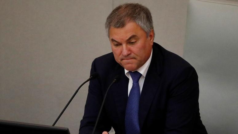 Reuters: в России допрос депутата Госдумы агентом ФБР назвали «циничной провокацией»