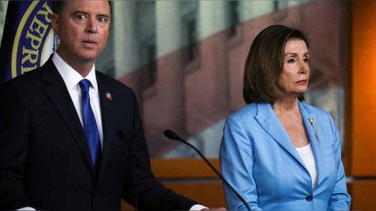 Washington Times Трамп обвинил лидеров демократов в госизмене
