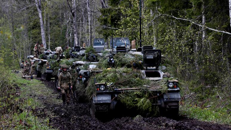 США проведут самые большие за25 лет военные учения вевропейских странах