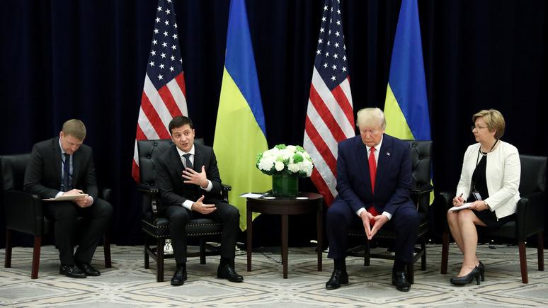 112: Украина и США могут создать совместный комитет для расследования дела Байденов