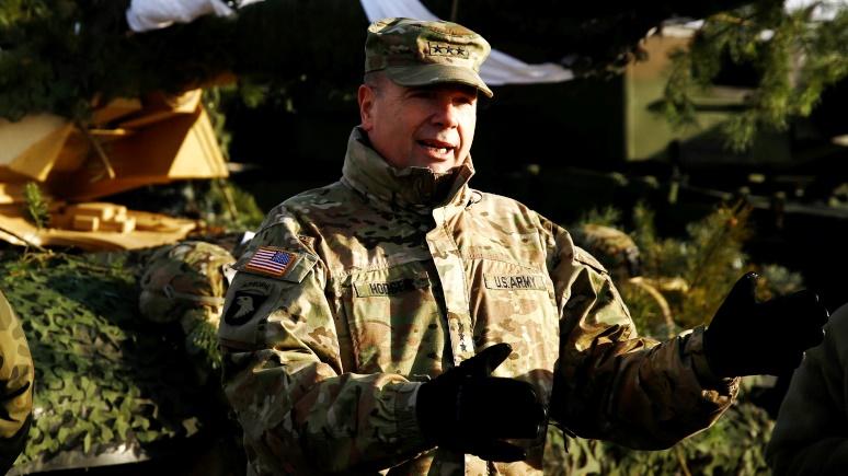 WP: генерал Ходжес рассчитывает на помощь ЕС для защиты от России и Китая