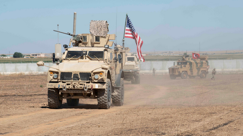 «Трамп бросил курдов на произвол судьбы»: NZZ о выводе американских войск из Сирии