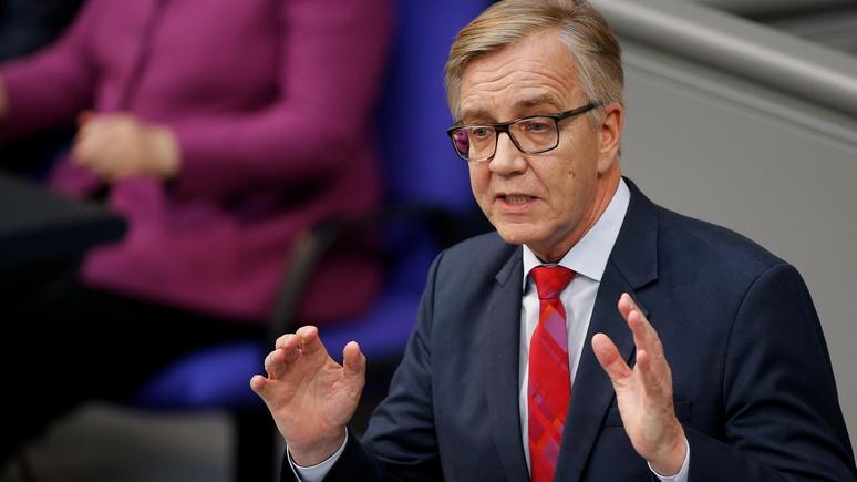 Kieler Nachrichten: глава левых Германии призывает исключить Турцию из НАТО