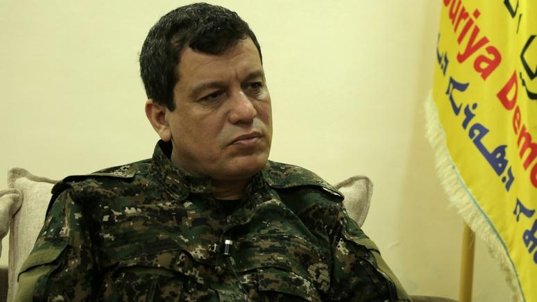 NYT: командир сирийских повстанцев призвал США не допустить «крупной бойни»