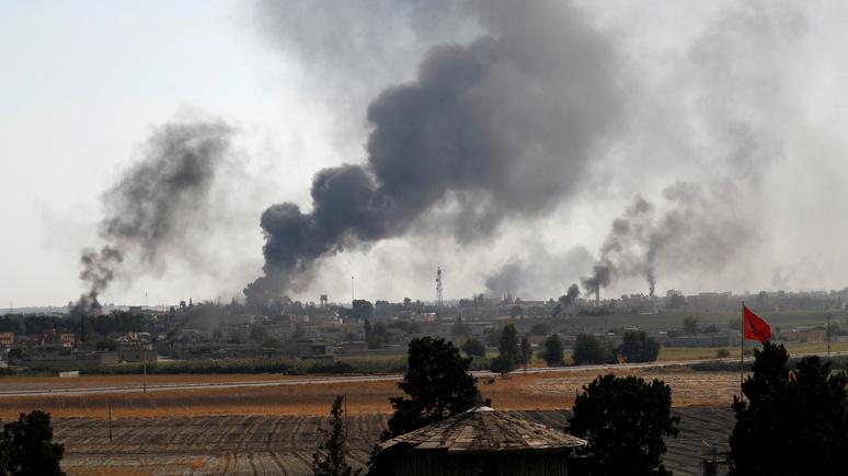 Дискредитировать курдов и обеспечить безопасность — OLJ выяснил цель Турции