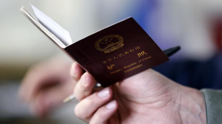 Die Welt: находчивость китайских турфирм обходится России в миллионы