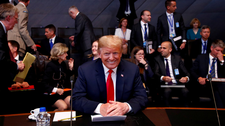 Bild: импичмент — это ловушка Трампа для демократов