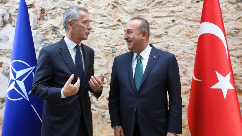 Эксперт ООН: турецкая операция в Сирии станет для НАТО «испытанием на разрыв»