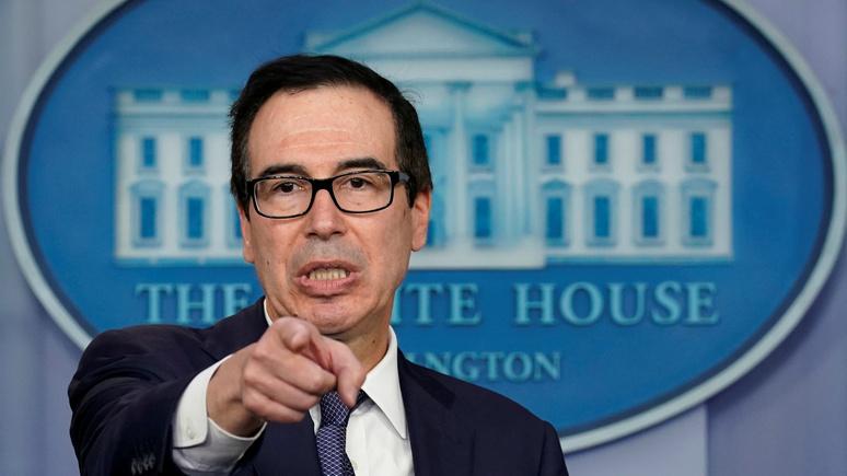 FAZ: США грозят «обрушить» турецкую экономику из-за операции в Сирии